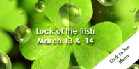 Luck of the Irish!